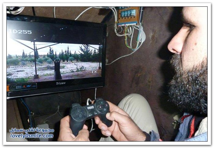 فخر الصناعة السورية الحربية والمدنية ( متجدد ) Tank-Made-free-Syrian-army-03
