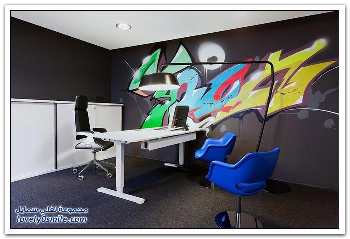 مكتب الشبكة الاجتماعية الروسية (VKontakte) في سان بطرسبرج