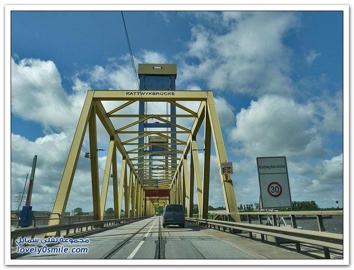مدينة الجسور هامبورغ