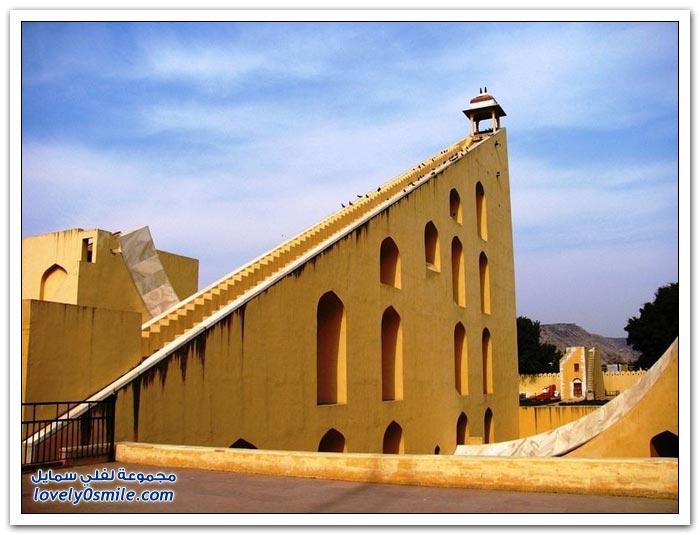 جانتار المنطار - المراصد الفلكية القديمة من الهند