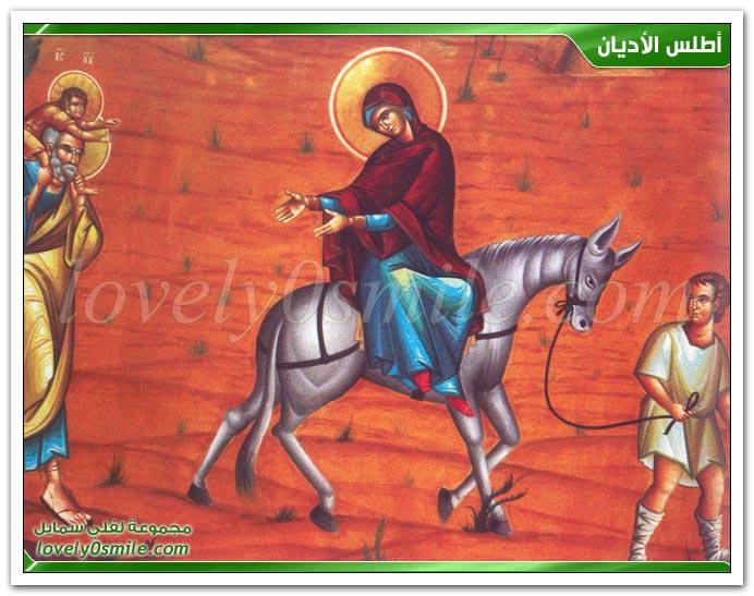 رحلة عيسى عليه السلام