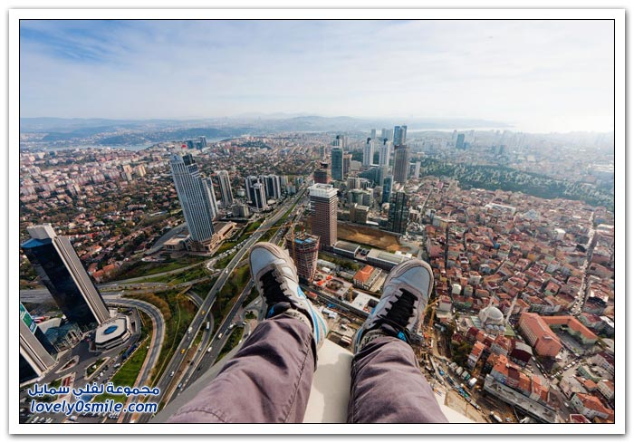 جولة في مدينة اسطنبول