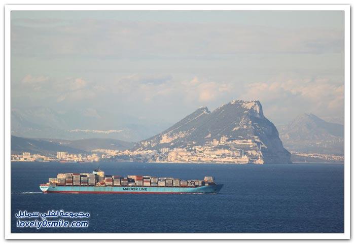 صخرة جبل طارق