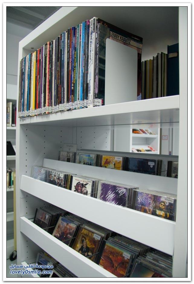 مكتبة مدينة شتوتغارت