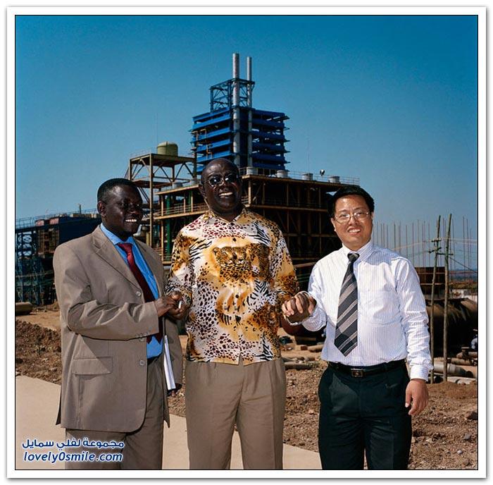 الصين تغزو أفريقيا