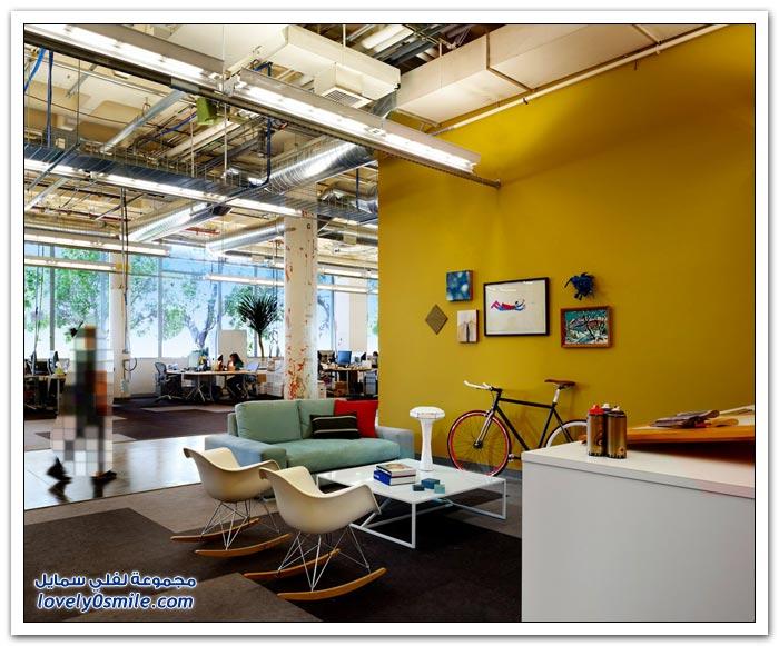 مكتب الفيسبوك في كاليفورنيا