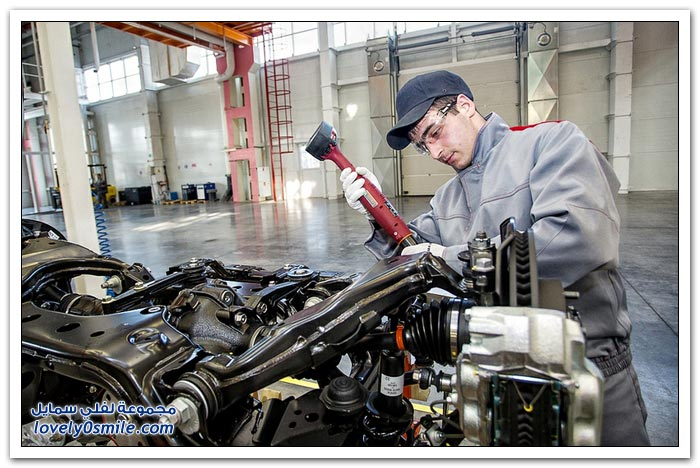 تشغيل مصنع تويوتا لاند كروزر في روسيا