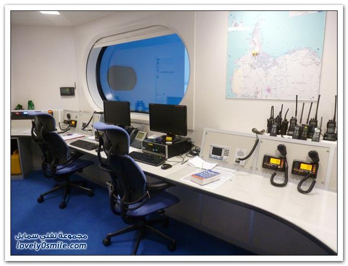 صور وفيديو: محطة هالي في القطب الجنوبي