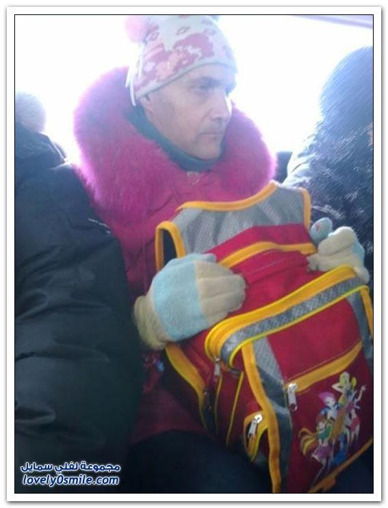 فقط في روسيا ج3