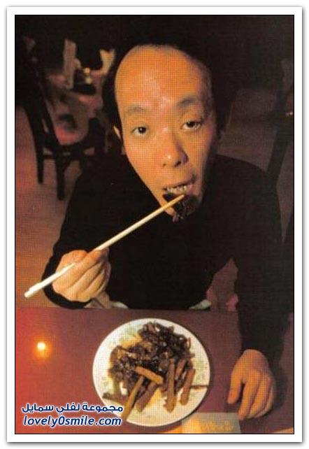 ساجاوا الياباني آكل لحوم البشر