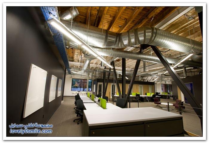 مكتب سكايبي في كاليفورنيا