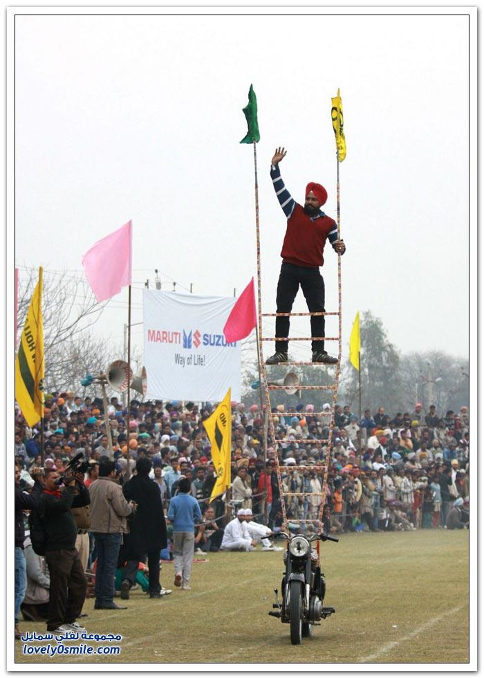 اغرب الألعاب الاولمبية الهند