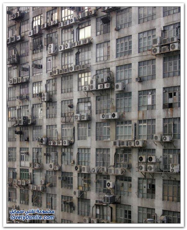 في الصين شعارهم زحمة يا دنيا زحمة