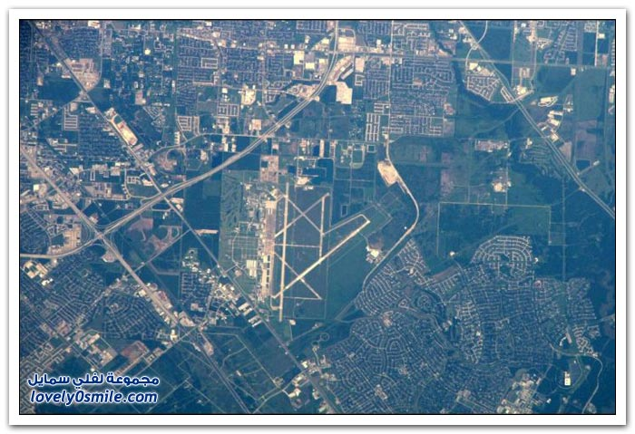 صور من محطة الفضاء الدولية ج1