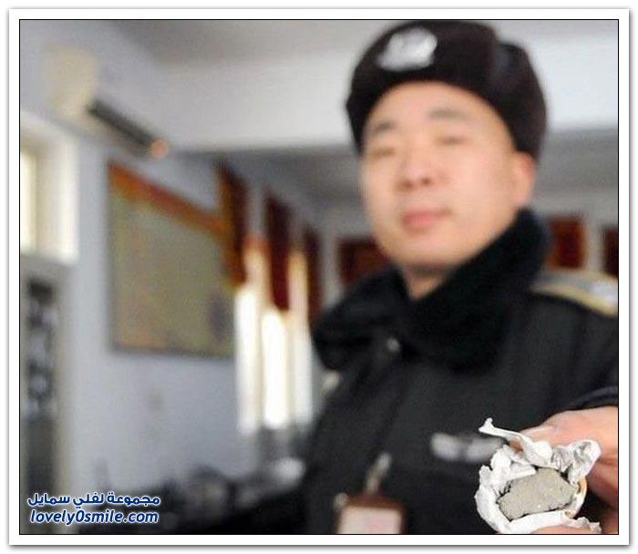 صور لطريقة الغش في الجوز الصيني