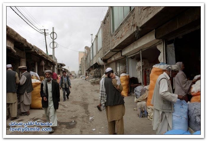 أفغانستان بين الماضي والحاضر