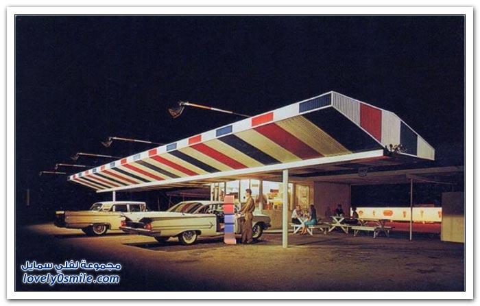 أمريكا في الخمسينات والستينات من القرن الماضي