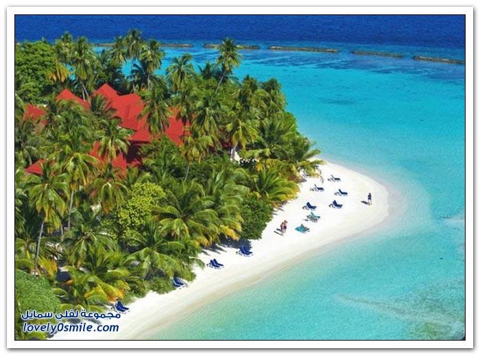 الوجه الأخر لجزر المالديف