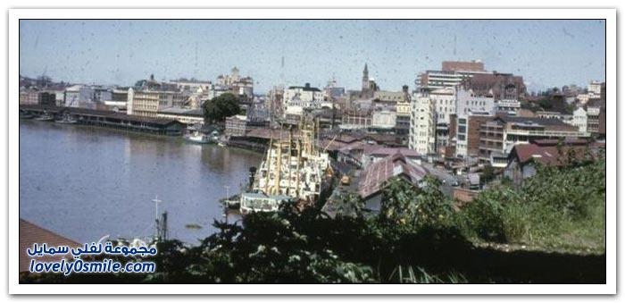 مدن حول العالم بين الماضي والحاضر