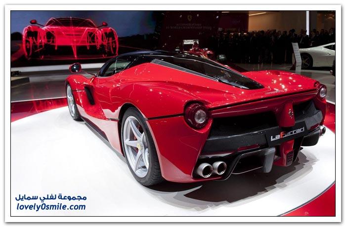 معرض جنيف للسيارات 2013