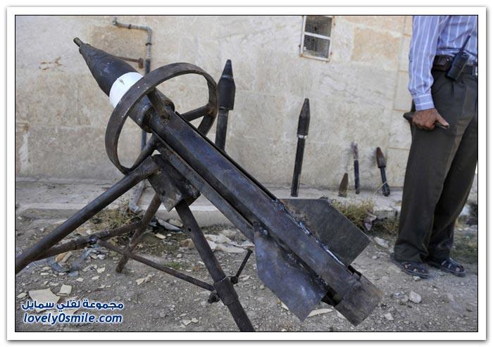 شعب تخلى عنه العالم فصنع أسلحته بنفسه