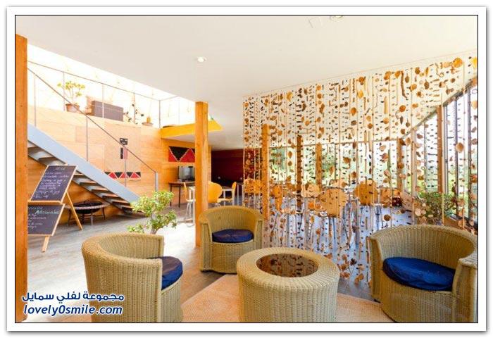 فندق Domos Elqui الفلكي في تشيلي