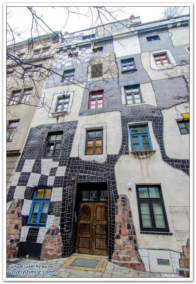 بيت الفنون في فيينا، النمسا