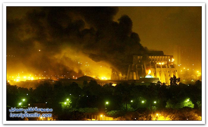 الذكرى العاشرة للحرب على العراق ج1