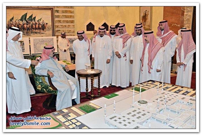 التوسعة الكبرى للمسجد النبوي الشريف