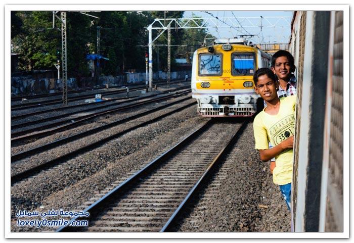 جولة في مدينة مومباي