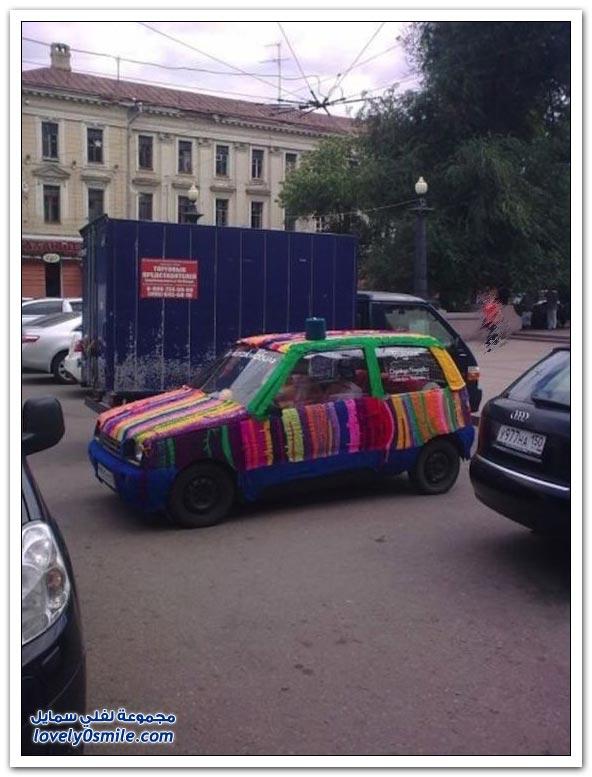 فقط في روسيا ج4
