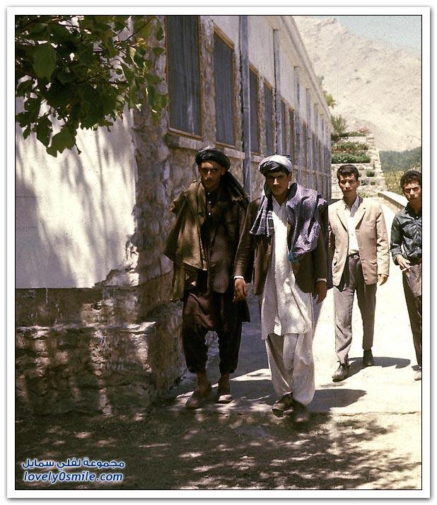 صور نادرة لأفغانستان عام 1967