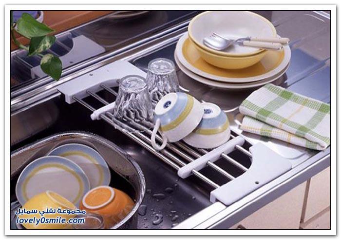 بعض الأدوات من المطبخ الياباني