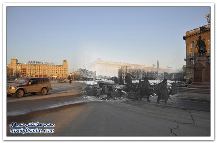 ستالينغراد بين عامي 1942 - 2013م