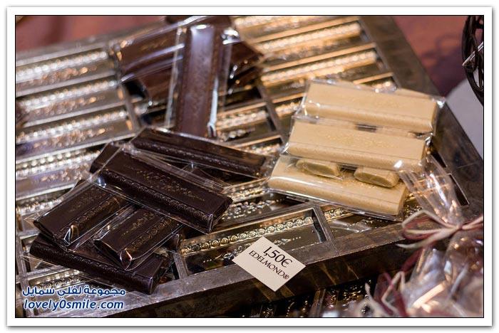 صور لمصنع حلويات من أفضل مصانع المعجنات والشوكولاته في برلين