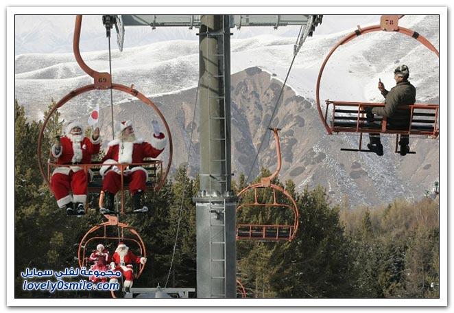 أكثر عشر منتجعات للتزلج يذهب إليها الروس