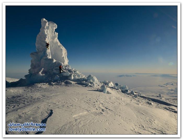 أفضل الصور من ناشيونال جيوغرافيك روسيا في فبراير 2013