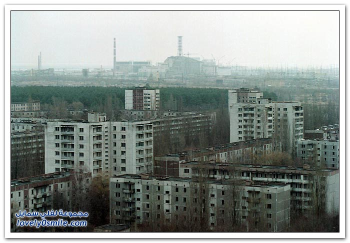 الذكرى 27 لكارثة تشيرنوبيل