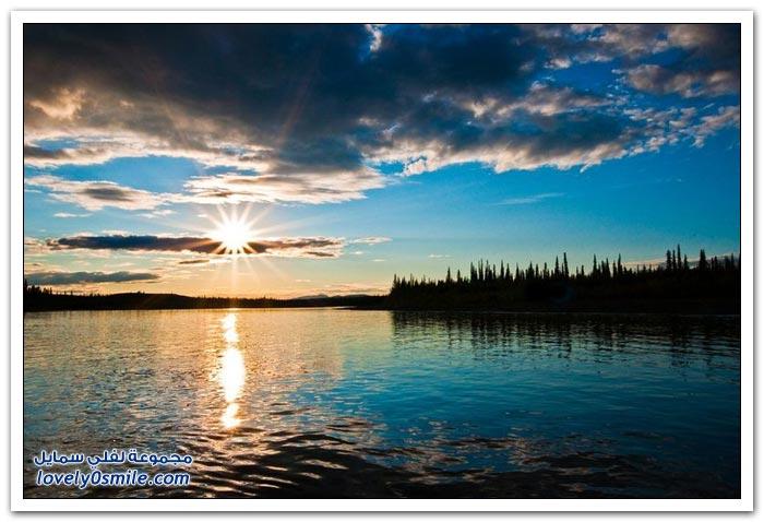 نهر ألتنا المتعرج، ألاسكا
