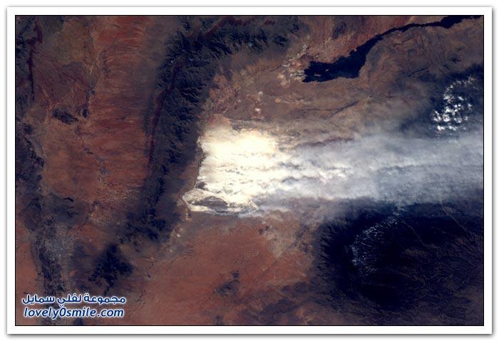 صور مذهلة للأرض من الفضاء