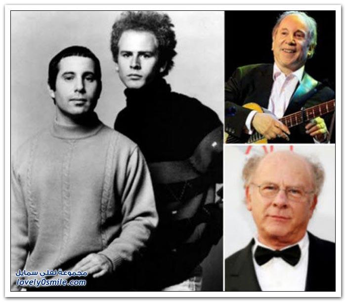 مشاهير الفنانين كيف كانوا وكيف أصبحوا