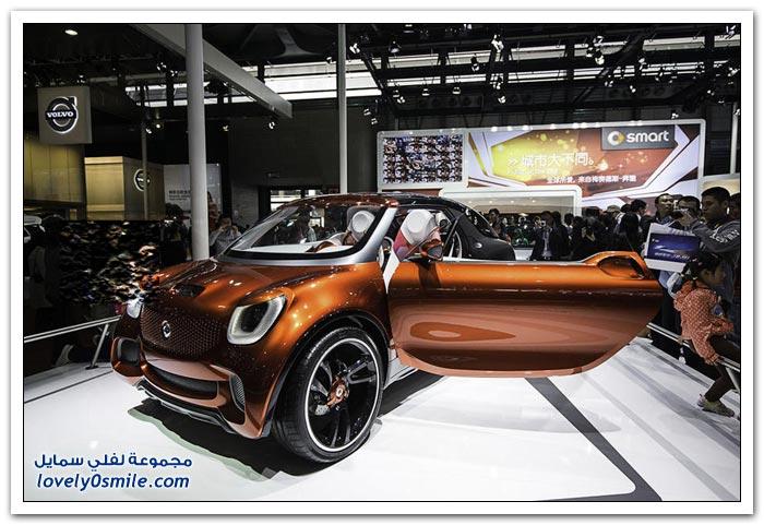 معرض شنغهاي للسيارات 2013