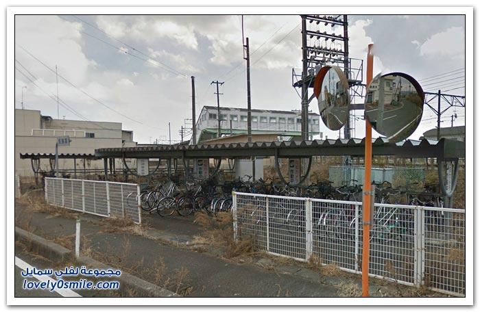 مدينة الأشباح نامي اليابانية