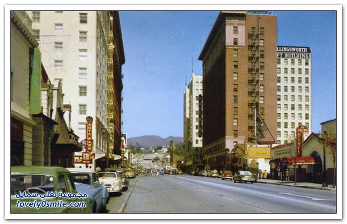 هوليوود بين عامي 1950-2013