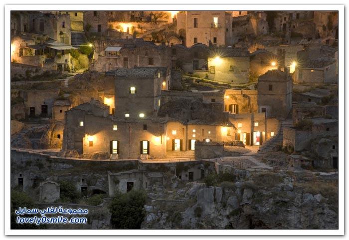 تصميم فندق Basiliani على العصر الحجري الحديث
