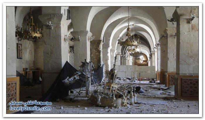 من يتخيل أن هذه سوريا!؟
