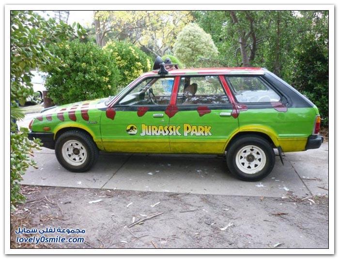 سيارة جوراسيك بارك
