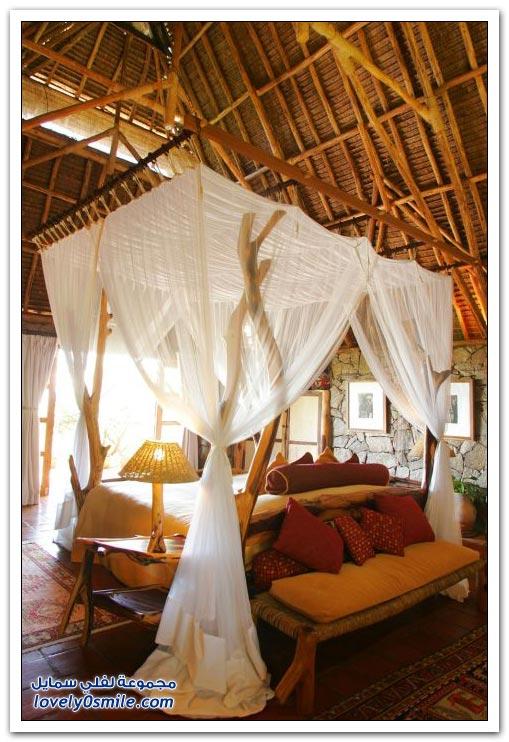 فندق Loisaba في كينيا