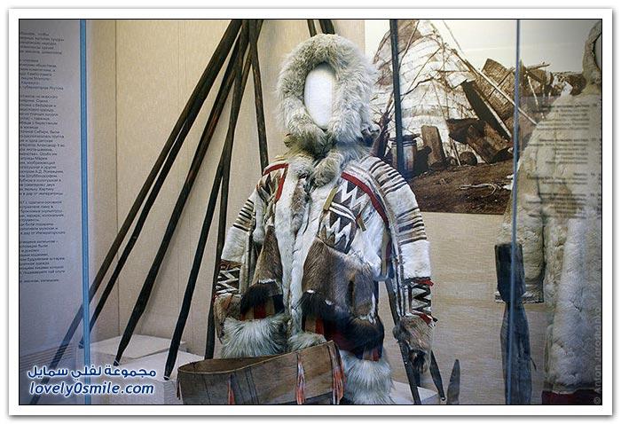 متحف الاثنوغرافيا الروسي في سان بطرسبرج