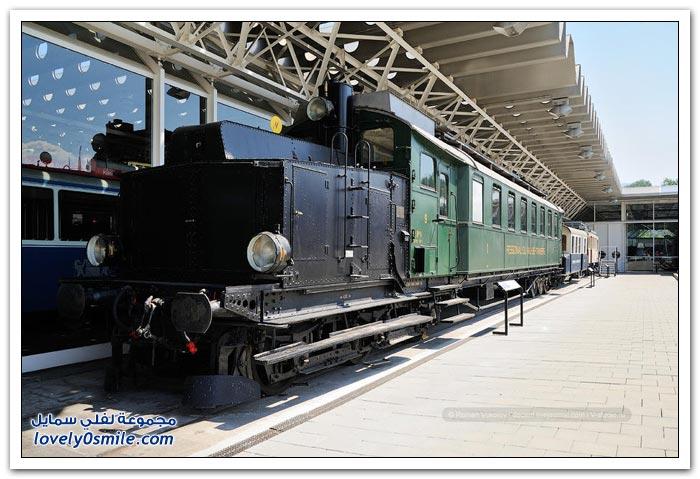 المتحف السويسري للنقل
